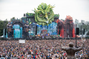 Electric Daisy Carnival, Milton Keynes Bowl, July 9, 2016
