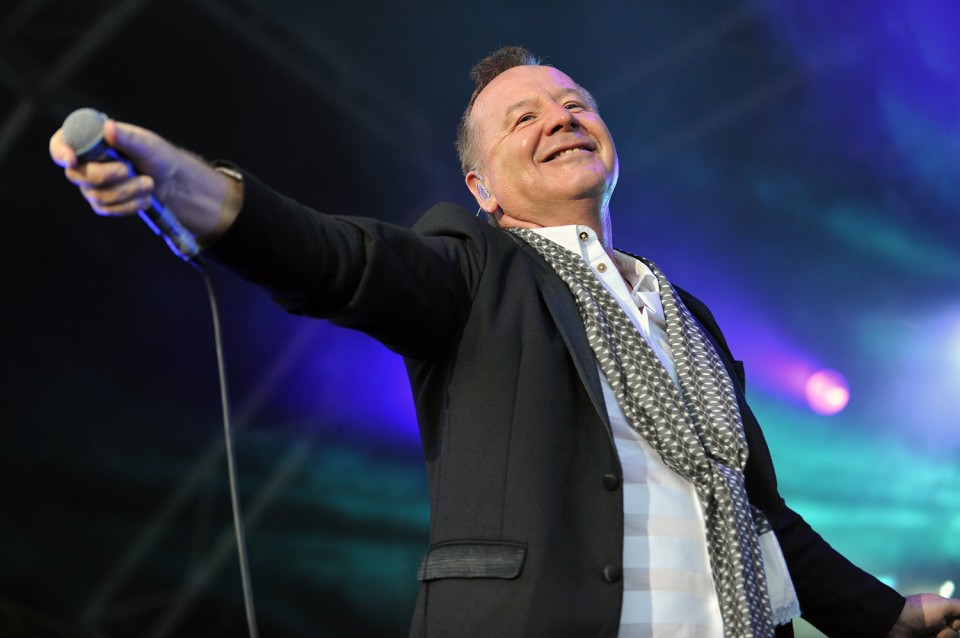 Friday - Simple Minds