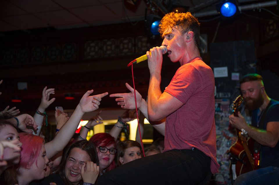 Don Broco - Rob Damiani