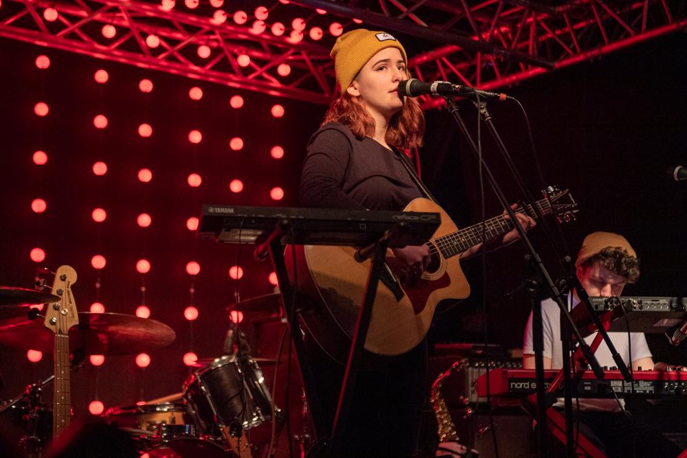 Sara at Bedford Esquires